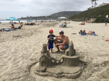 Sadly, we did not build this castle....