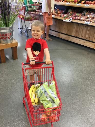 My shopping buddy