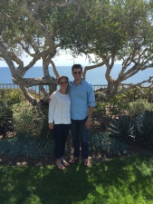 A restful Sunday in Dana Point