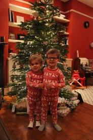 Our precious boys. Merry Christmas!